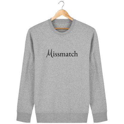 sweat-shirt-femme-coton-bio-missmatch-col-rond_heather-grey_face